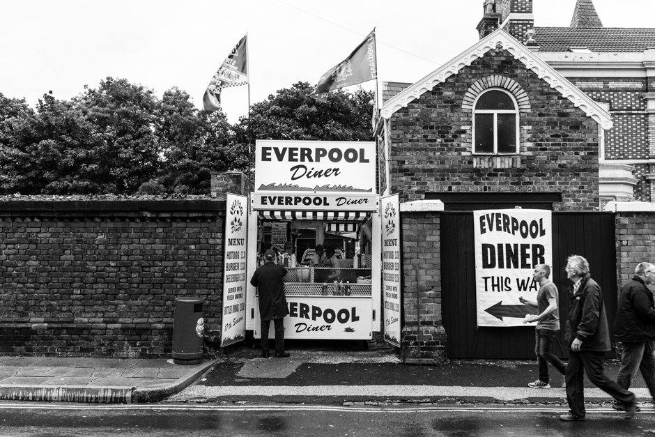 Everpool Diner, Anfield