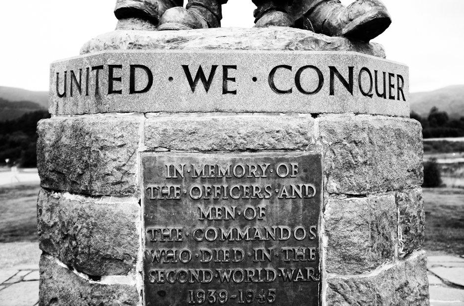 Commando Memorial - Lochaber, Scottish Highlands