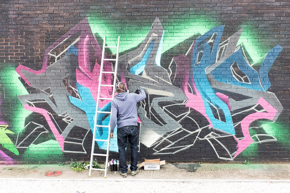 Mark It - Graffiti Festival, Liverpool