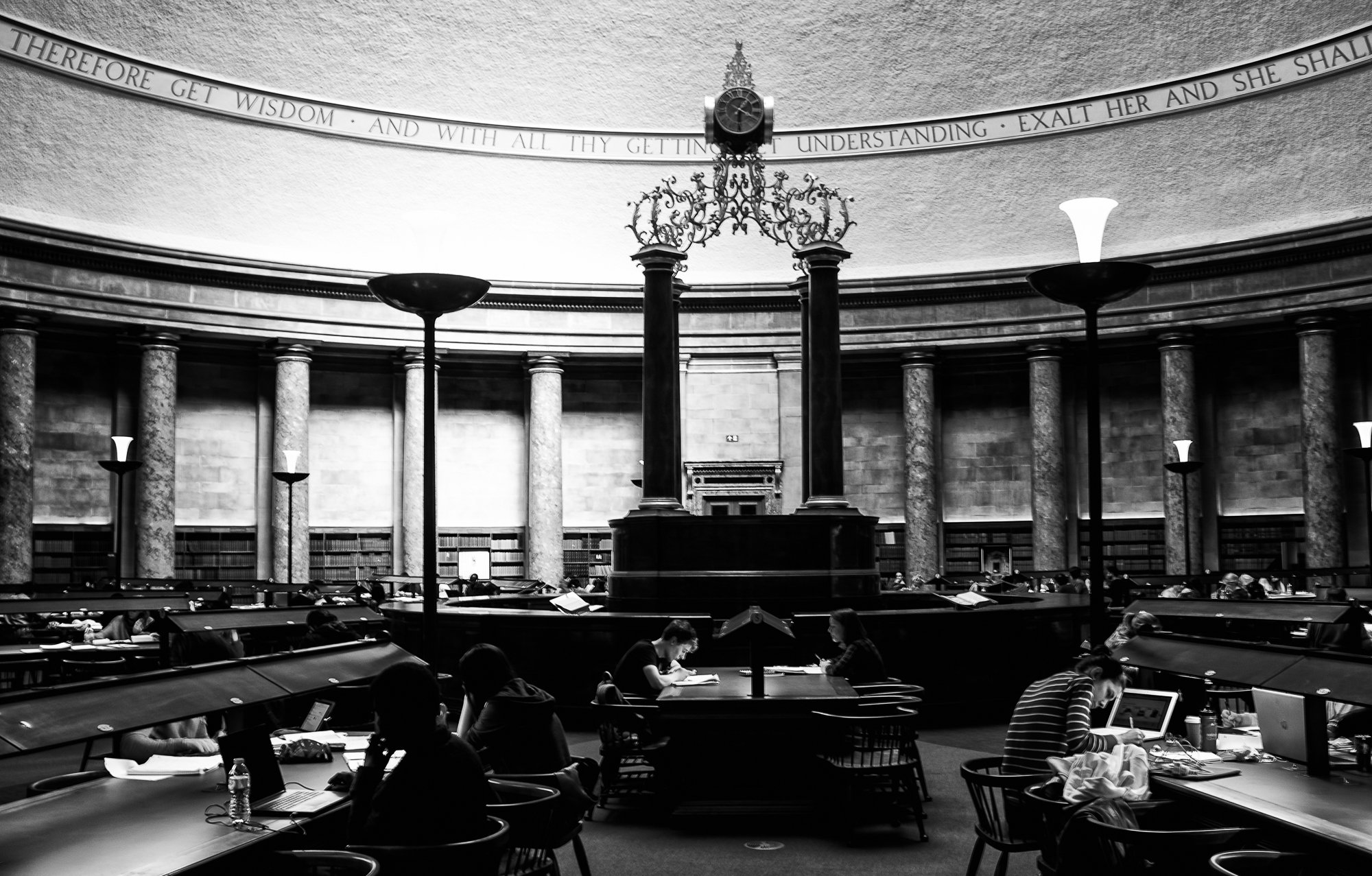 Manchester - Central Library - Formidable Photography