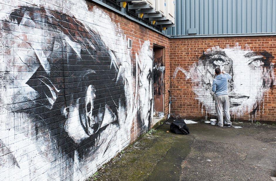 Mark It - Graffiti Festival, Liverpool
